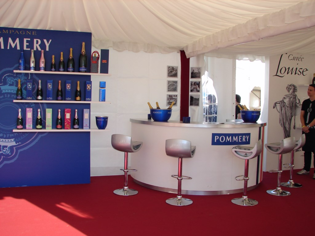 40 POMMERY GUEUX