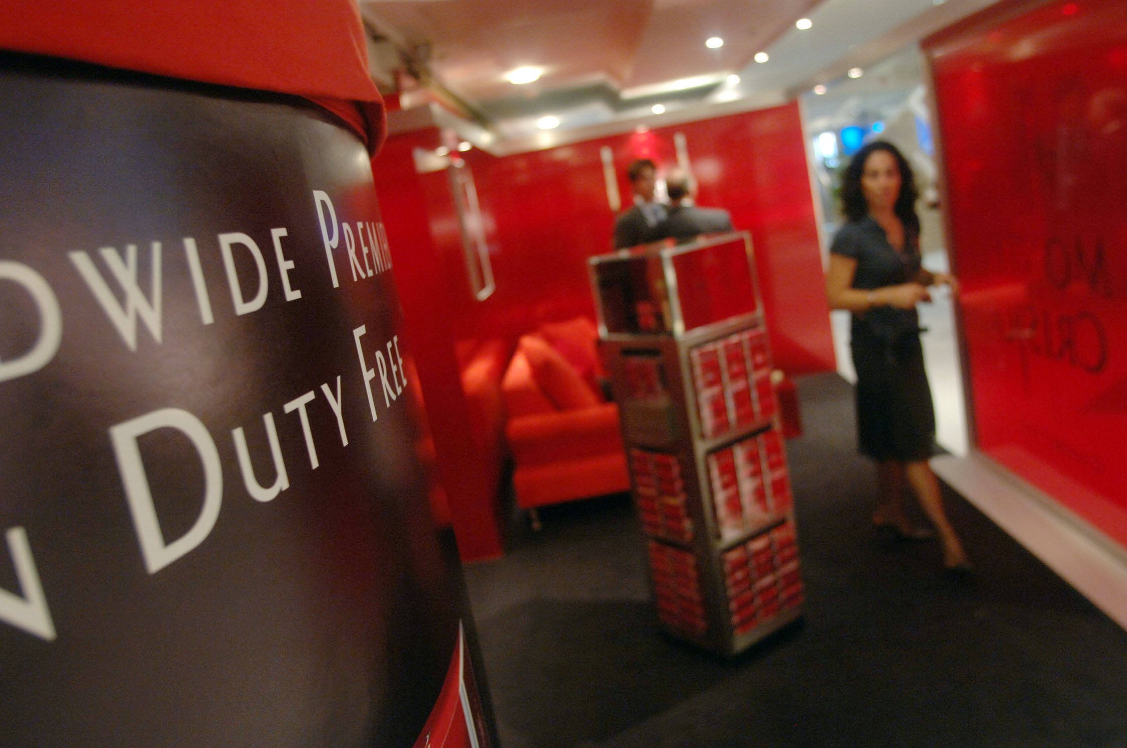 TFWA WORLD EXHIBITION – CANNES 2006© Franois MOURA/ANDIA
